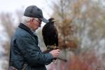 Relatie met de jachtvogel